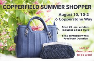 Copperfield Summer Shopper @ Copperfield Community Hall